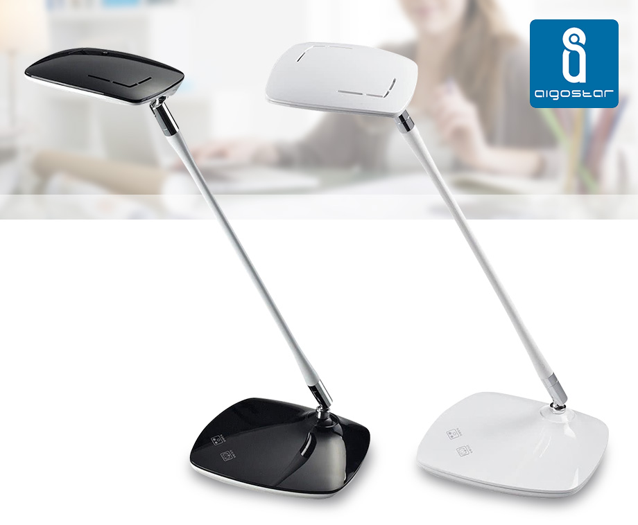 Aigostar LED Bureaulamp - Met Touch Dimmer!