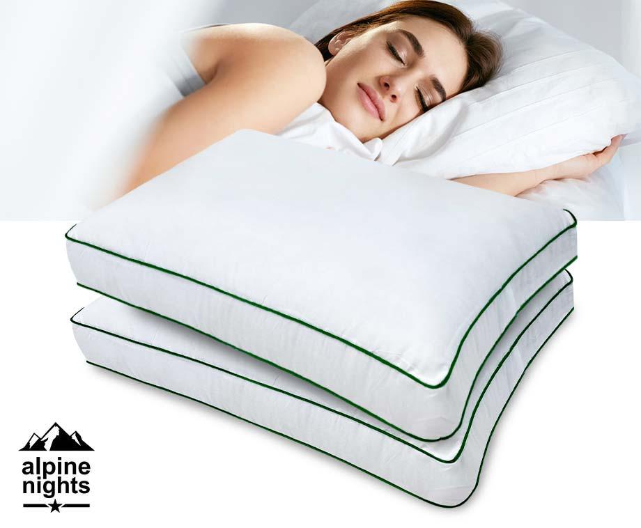Alpine Nights Boxkussen Comfort - Vandaag 1+1 GRATIS! <br/>EUR 19.95 <br/> <a href='https://www.voordeelvanger.nl/voordeel/?tt=24641_1458552_321771_&r=https%3A%2F%2Fwww.voordeelvanger.nl%2Falpine-nights-boxkussen-comfort-vandaag-1-1-gratis.html' target='_blank'>Bekijk de Deal</a>