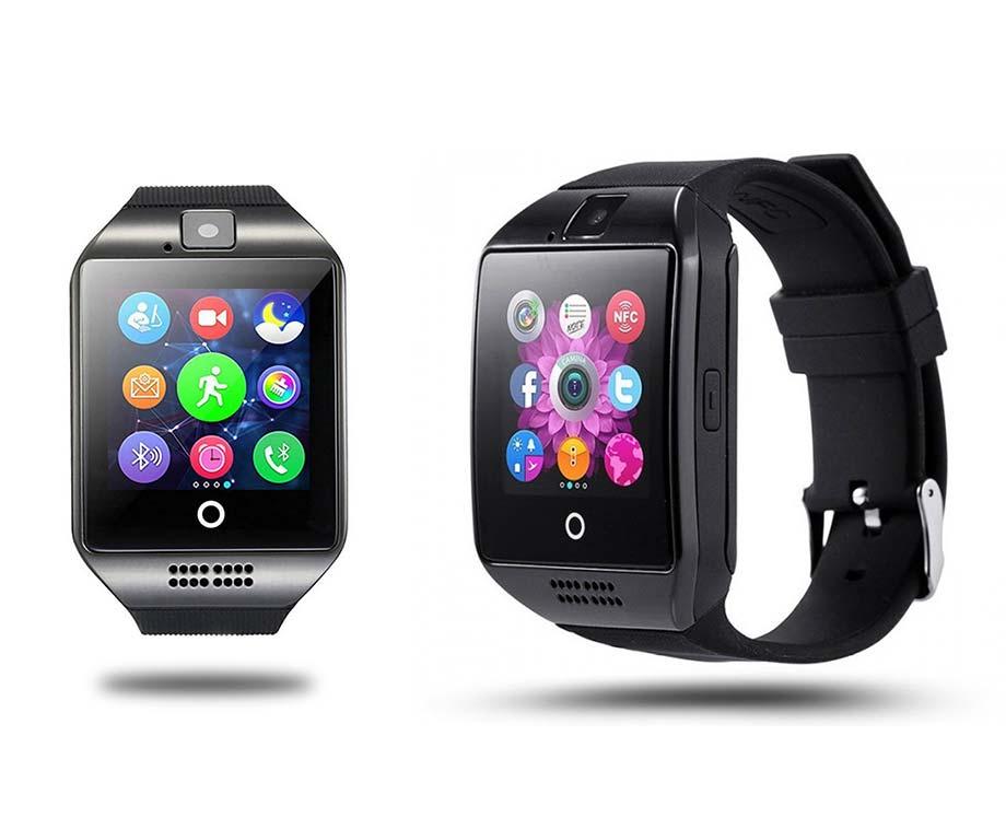 Android OS Smartwatch Met Veel Handige Applicaties!