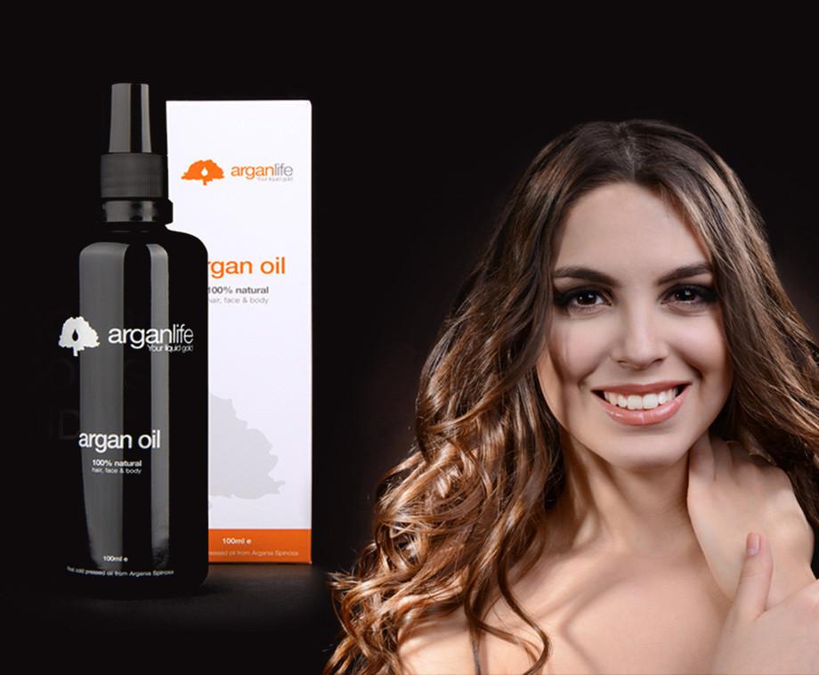 100 ml Pure Biologische Arganolie - Cosmetisch Wondermiddel Voor...