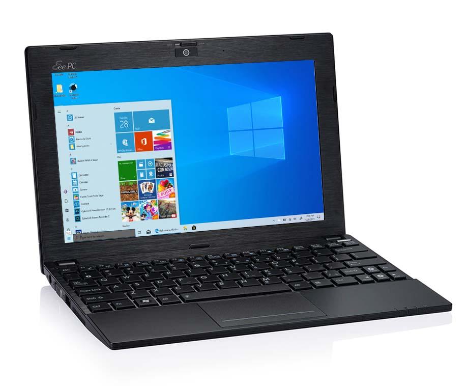 Dagaanbieding - Asus Netbook 250GB Refurbished - Extra Compact, Slank en Zeer Snel! dagelijkse koopjes