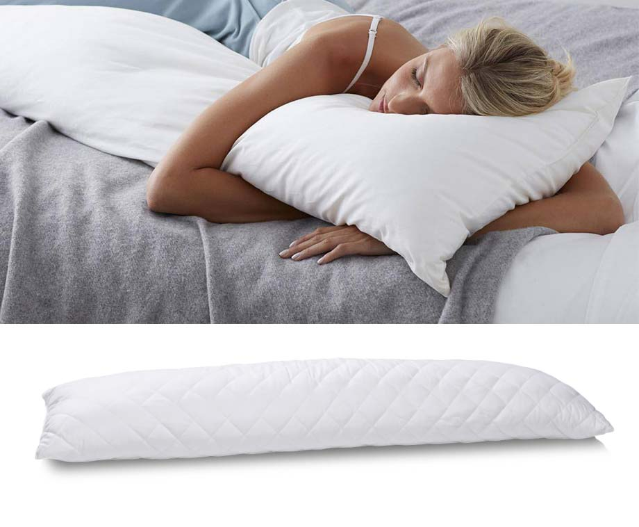 Body Pillow - Ook Ideaal Als Zwangerschaps- Of Voedingskussen!