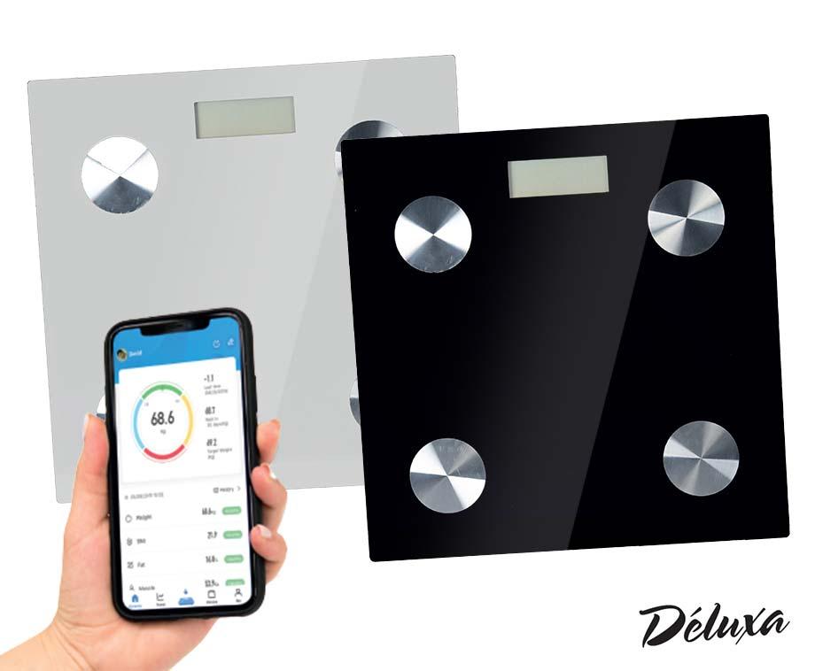 Bluetooth Smart Weegschaal - Met Vele Handige Meetfuncties!