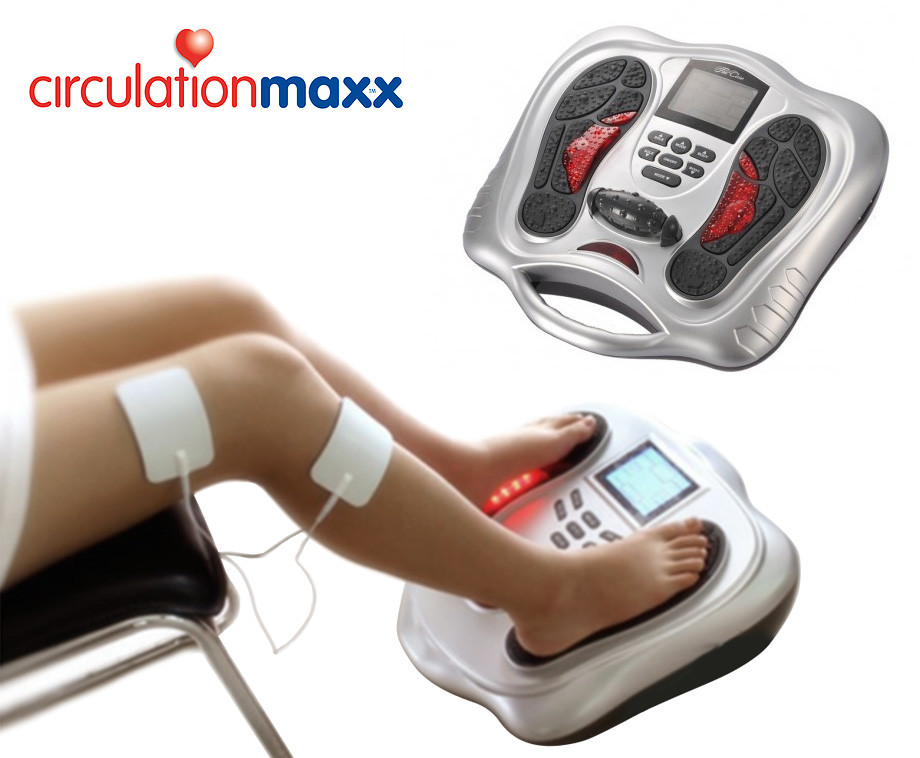 Circulation Maxx Elektrische Spierstimulator - Verlicht Direct...