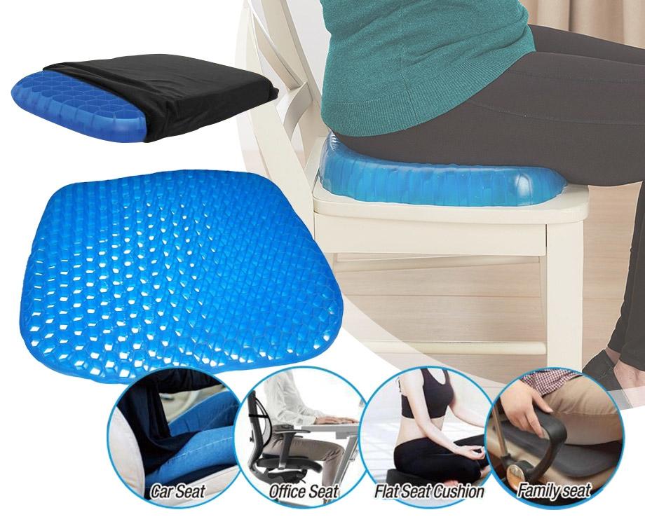 Comfort Gel Seat - Vandaag 1+1 GRATIS!