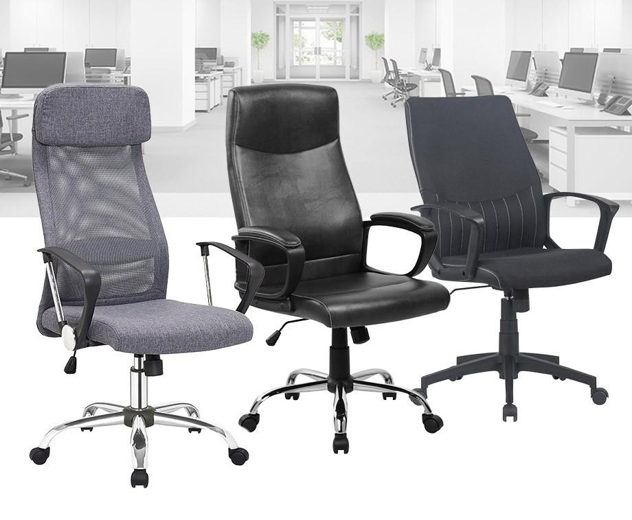 Bureaustoel 60 Cm Zithoogte.Luxe Ergonomische Bureaustoel In Zweeds Design Keuze Uit 3