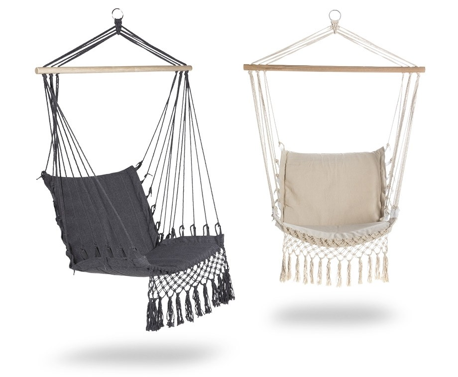 Hangstoel Voor In De Tuin.Luxe Hangstoel Maak Een Comfortabele Hangplek In De Tuin