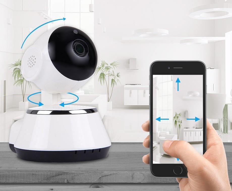 Plafonniere Wifi : Wifi smart ip camera houd alles live in de gaten en bestuur op
