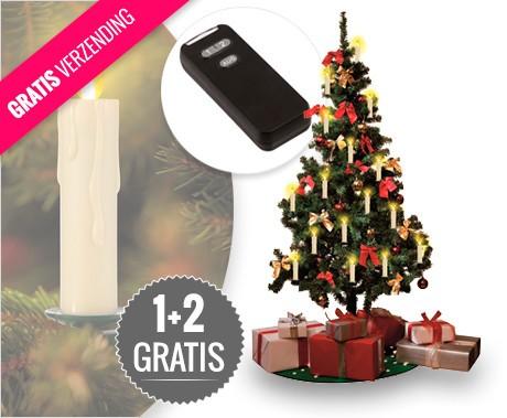 100 veilige draadloze magische kerstboomverlichting 12 gratis