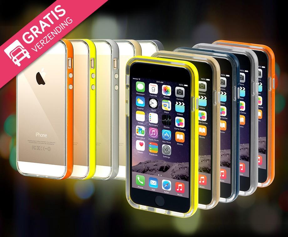 Hoesje Met Licht : Light up case voor iphone geeft licht wanneer je wordt gebeld