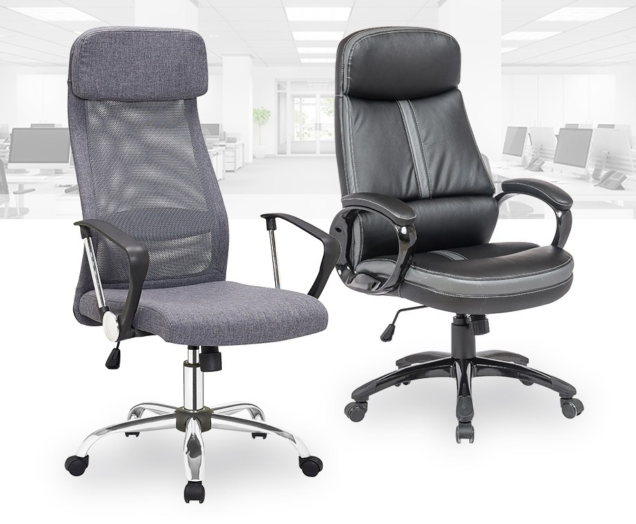 Extra Brede Bureaustoel.Luxe Ergonomische Bureaustoel In Zweeds Design Keuze Uit 2