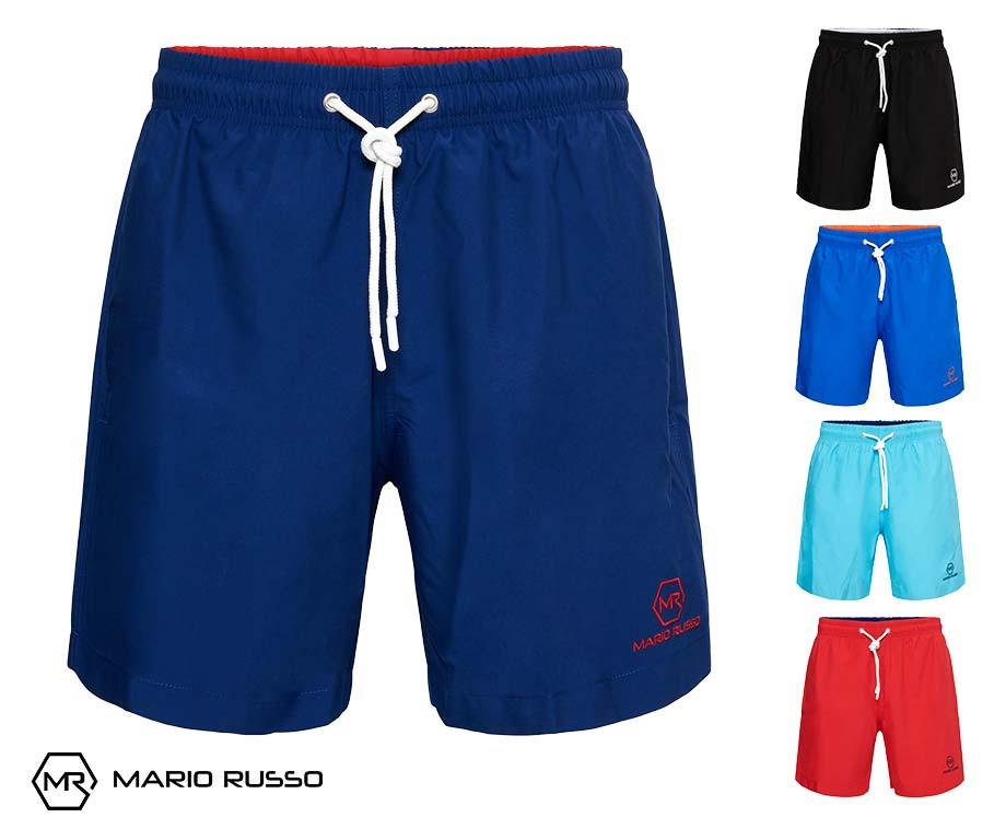 6203b6fb0bace4 Mario Russo Zwembroeken - Verkrijgbaar In 5 Kleuren, Maat S t/m XXL ...