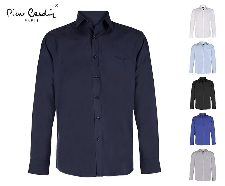 Overhemd Op Maat.Pierre Cardin Overhemden Kies Uit Maat S T M Xxl En 6 Kleuren