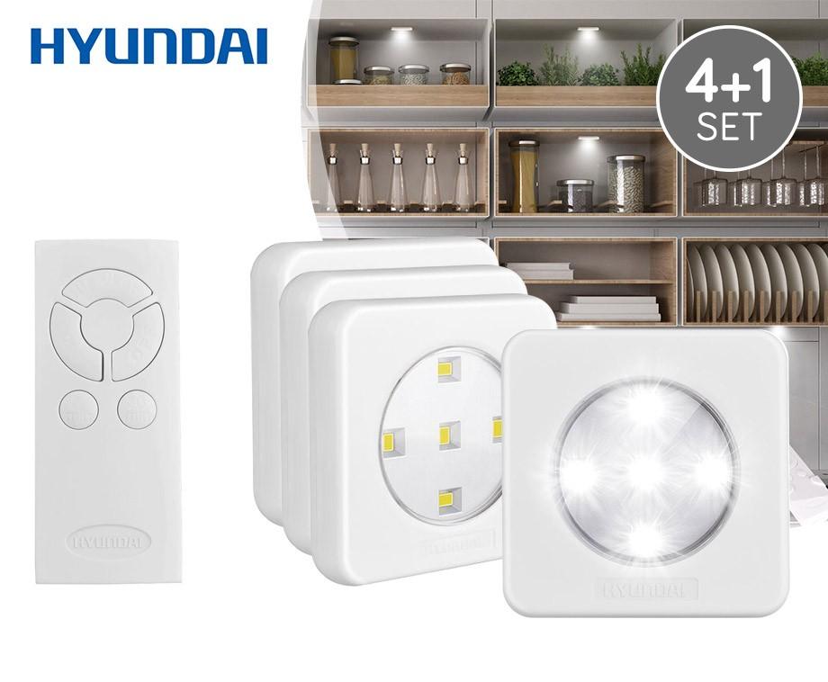 Lampen Op Afstandsbediening : 4 1 set draadloze led puck lights met afstandsbediening
