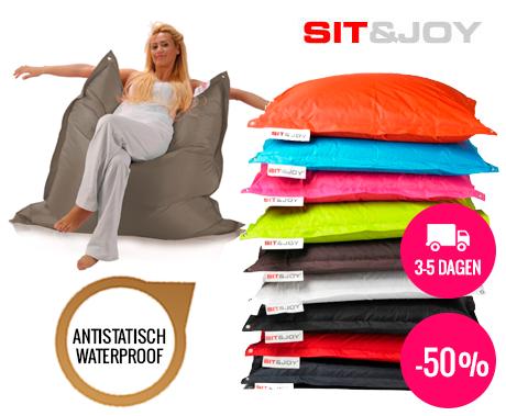 Sit Joy Zitzak.Sit Joy Zitzak Basic Square 100 X 150 Cm Voordeelvanger Nl