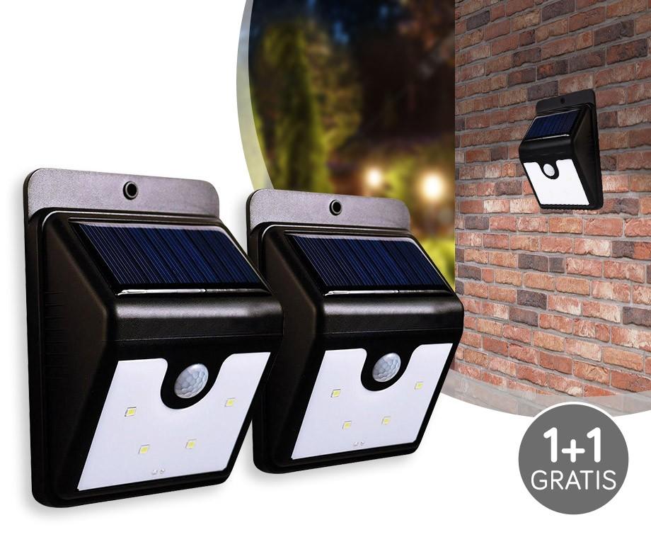 universele solar led lamp met sensor vandaag 11 gratis