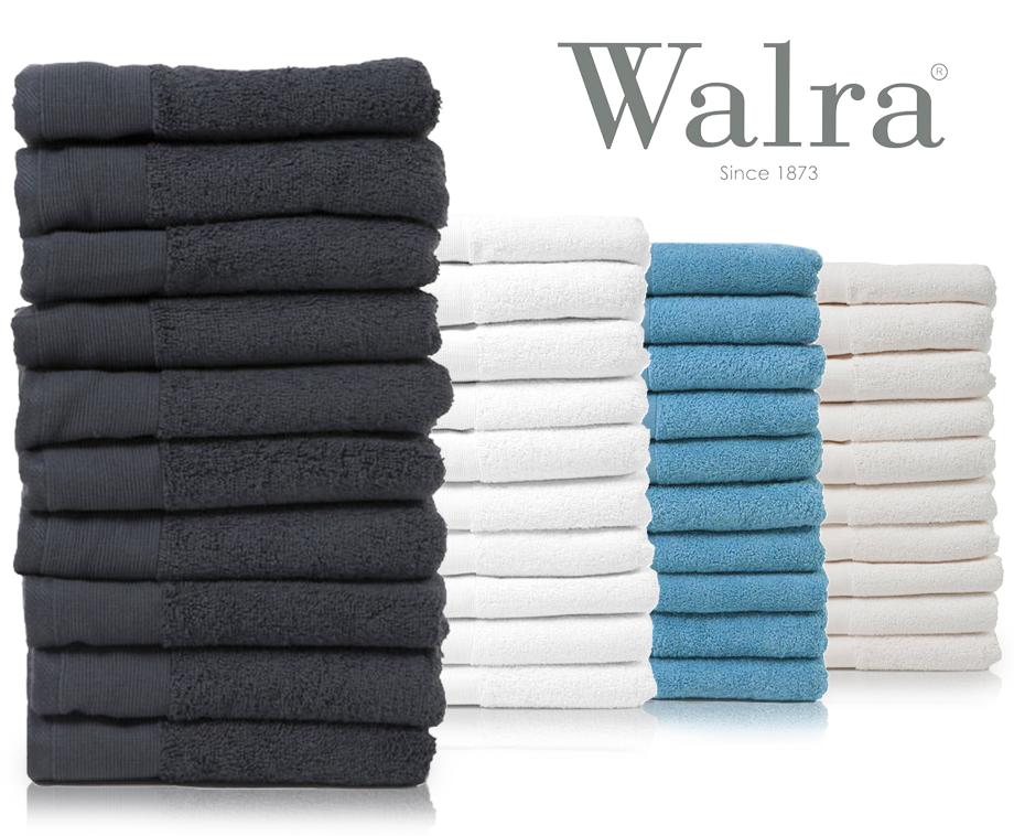 walra handdoeken van hotelkwaliteit - keuze uit verschillende maten
