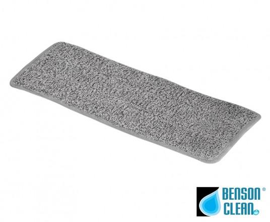 Pad Voor Benson Clean Flat Mop - Gemaakt Van Ultrafijn Microfiber!