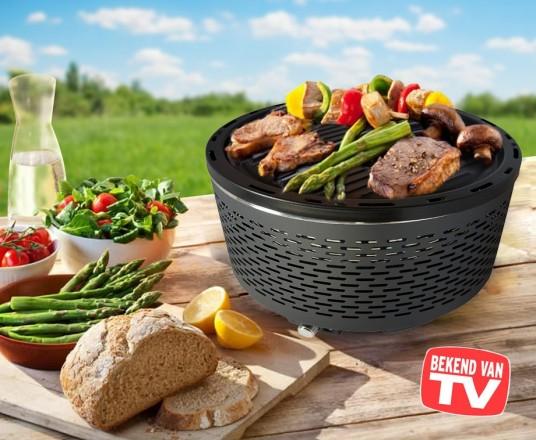 Cool Touch Grill Turbo - Snel En Gemakkelijk Barbecueën!
