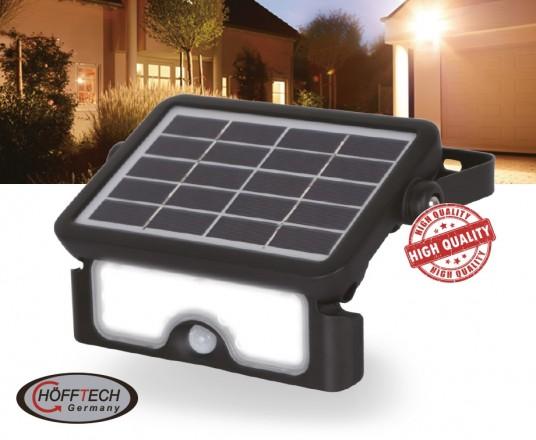 Ultra Krachtige Solar LED Floodlight - Voor Een Aantrekkelijk En Veilig Huis!