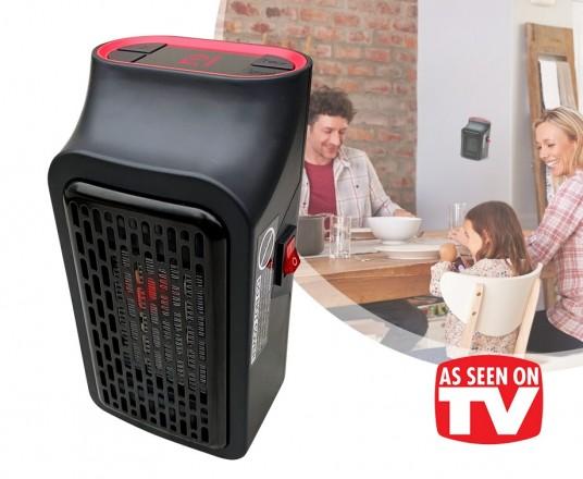 Compact Fast Heater - Een Verwarming Waar Je Maar Wilt!