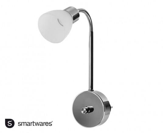 Smartwares Plug-In Lamp - Dimbare Lamp Voor In Het Stopcontact!