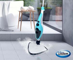 Aqua Laser Power Stoomreiniger 1500W - Vernietigt Alle Bacteriën En Schimmelsporen!