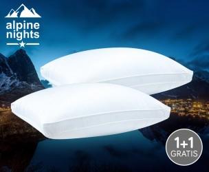 Alpine Nights Boxkussen Classic - Vandaag 1+1 GRATIS!