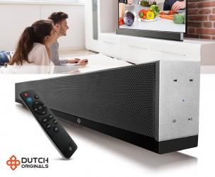 Soundbar Premium Dutch Originals - Perfect Geluid Voor TV En Andere Apparaten!