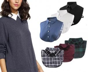 Blousekraagje - De Must-Have in elke kledingkast!