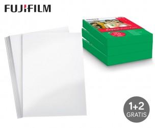 300 Vellen Fujifilm A4 Inkjet Glossy Fotopapier - Vandaag 1+2 GRATIS!