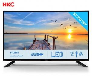 HKC LED Televisie - Keuze Uit 3 Modellen!
