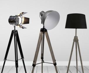 Stoere Industriële Vloerlampen - De Trend Van Nu!
