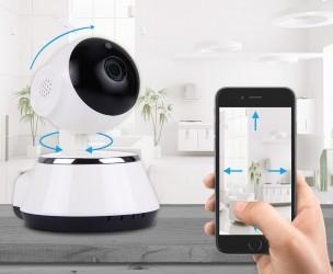 Wifi Smart IP Camera - Houd Alles Live In De Gaten En Bestuur Op Afstand!