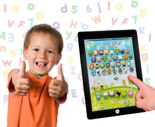 Leerzame Tablet Voor Kinderen - Geef Kinderen Een Grote Voorsprong!