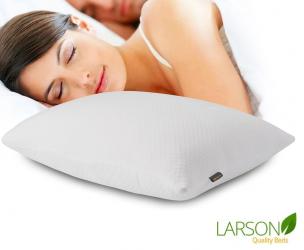 Larson Comfort Memory Foam Hoofdkussen - Met Oplopende Korting!
