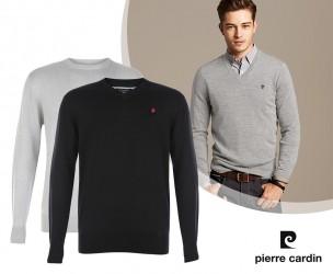 Pierre Cardin Pullover - Verkrijgbaar In 2 Kleuren En Maat S t/m XXL!