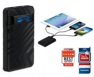 Avanca Powerbar Pro 9000 Powerbank - Superkrachtige Mobiele Oplader!