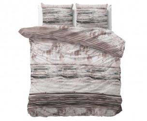 Sleeptime Dekbedovertrek - Da Vinci Sand - 140x200/220 | 1-persoons