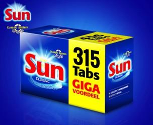 Sun Classic 315 Tabs GIGA DEAL - A-Merk Kwaliteit Voor Een Zacht Prijsje!