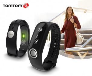 TomTom Touch Activity Tracker - Met Geïntegreerde Hartslagsensor!