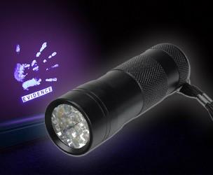 Ultraviolet UV Zaklamp - Zie Verborgen Vlekken En Meer!