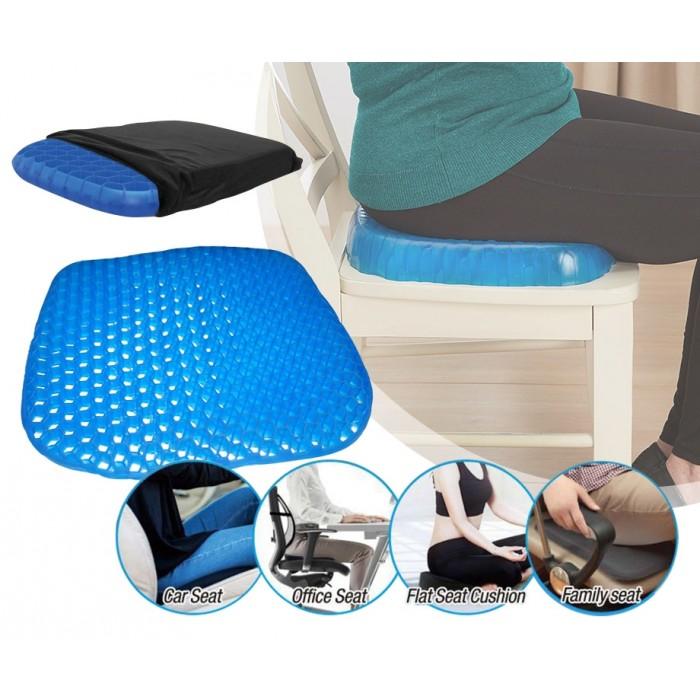 Comfort Gel Seat - Comfortabel Zitten In Iedere Stoel!