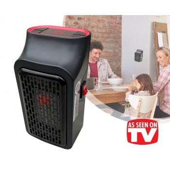 Compact Fast Heater - Draadloze Verwarming Voor In Het Stopcontact!