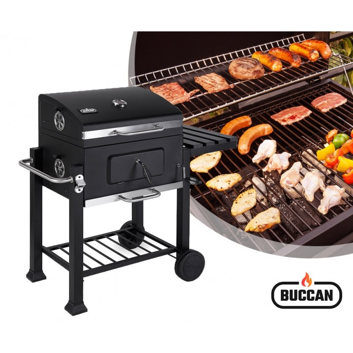 Lockhart Solid Burner Buccan BBQ