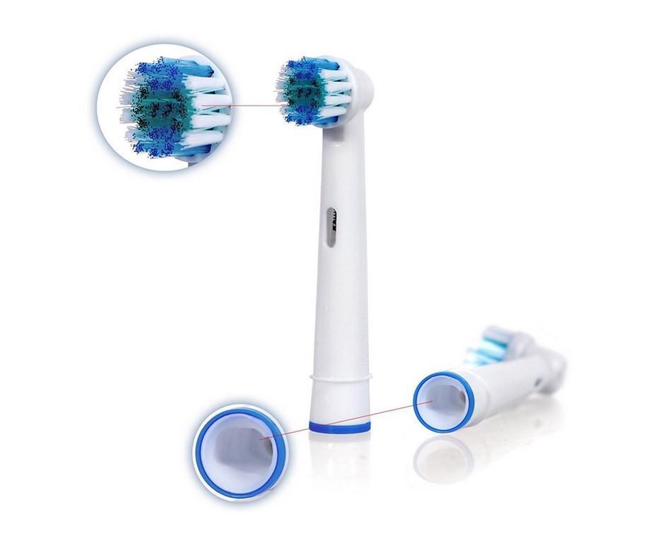 16-Pack Opzetborstels Voor Oral-B Elektrische Tandenborstels!