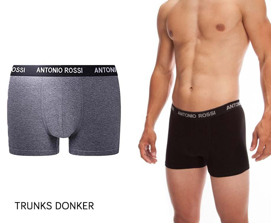 12-Pack Antonio Rossi Boxershorts - Topkwaliteit Waarmee Je Jaren Vooruit Kan!