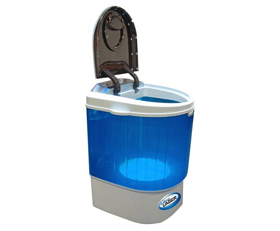 aqua laser mini wasmachine ideaal voor op vakantie dagelijkse topaanbiedingen. Black Bedroom Furniture Sets. Home Design Ideas