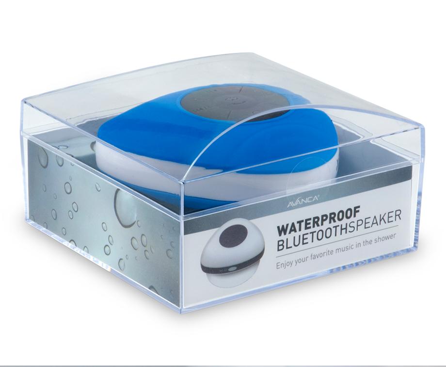 Draadloze Speaker Badkamer : Waterdichte bluetooth speaker van avanca voor in de badkamer of