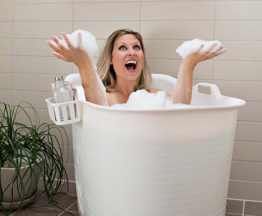 Bath Bucket Voor Volwassenen - Ideaal Voor Kinderen Met Warm Weer!